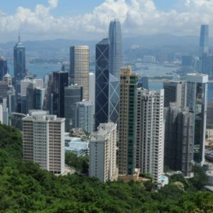 Hong Kong's property prices have increased 430% since 2003.