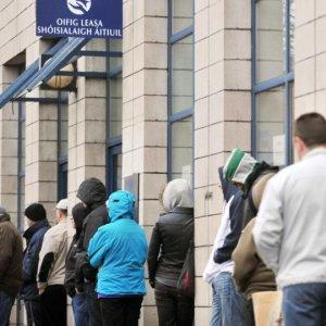Irish Jobless Rate Steady