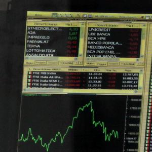 Italian Bonds, Stocks Fall