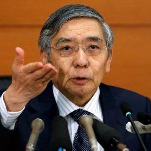 Japan CB Trims Stimulus, Prompts Taper Talk