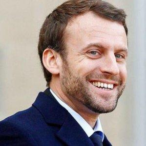 Macron Says German Surplus Hurting Europe