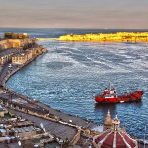 Malta Gets Double Upgrade