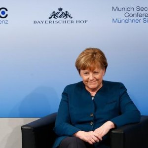 Merkel Says Euro Is Too Low for Germany