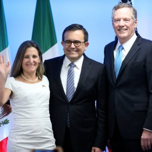 NAFTA Talks Progress