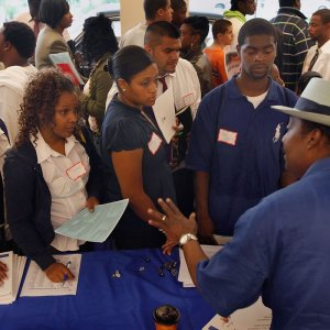 Nearly 20 Percent American Youth Jobless