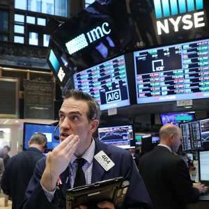 Wall Street's major stock indexes edged higher on Friday, while concerns over US international trade relations ebbed.