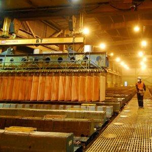 Peru Copper Production Slows