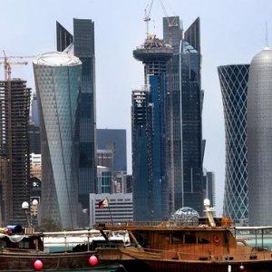 Qatari Riyal  at New Low