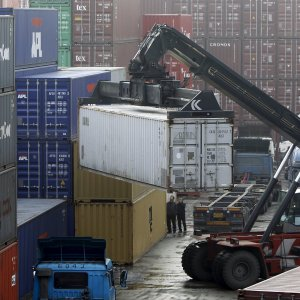 S. Korea Posts Trade Surplus