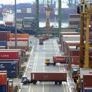 Singapore  Exports Rising