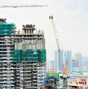 For the whole of 2016, the construction sector expanded marginally by 0.2%.