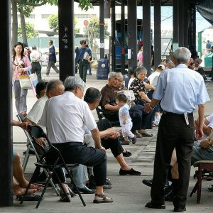 Hong Kong government says it is looking at ways of offering long-term financial security to retirees.