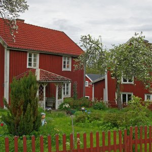 Swedish homeowners currently have record amounts of loans.