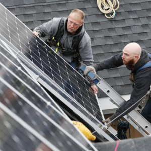 US is imposing a 30 percent tariff  on imported solar panels.