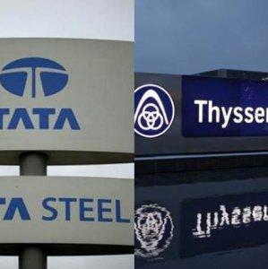 Thyssenkrupp, Tata Sign Landmark Deal