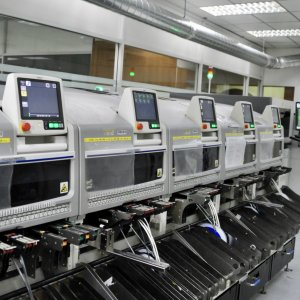 Asian countries form a crucial part of the supply chain for many of the Chinese electronics the US has slapped with tariffs.