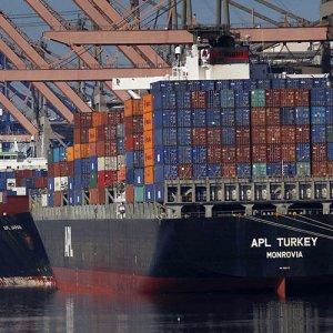 Turkey Trade Gap Widens