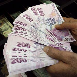 Turkish Lira Hits Record Low