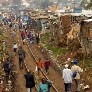 While nearly a billion people have escaped extreme poverty since 1999, about 767 million people remained destitute in 2013,  most of whom live in fragile situations.