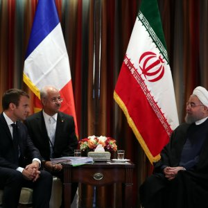 Rouhani Confers With World Leaders