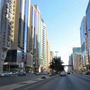 Abu Dhabi Inflation Doubles