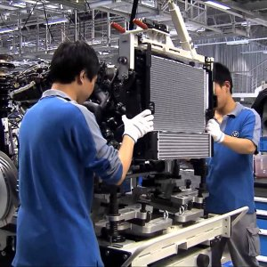 China, the world's second-biggest economy, stands to gain more than any from AI because of the high proportion of gross domestic product derived from manufacturing.