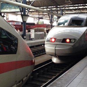 Alstom, Siemens Creating Rail Champion