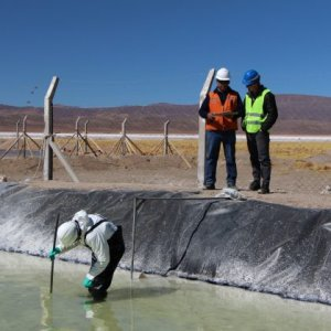 Efforts are underway to search for lithium in the  Salar de Cauchari-Olaroz, in the province of Jujuy.