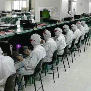 Economic data shows Asia's electronics producers remain in good shape.