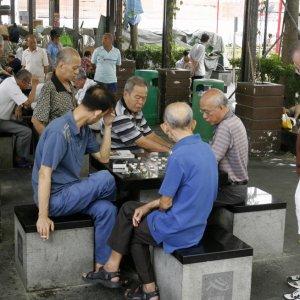 China already has 131 million seniors.