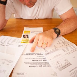 Personal insolvencies rose by 11% in the three months to September.