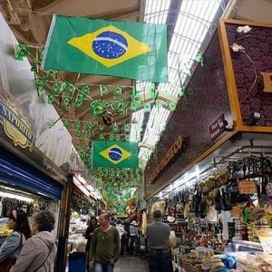 Brazil's economy has contracted nearly 8% in two years.