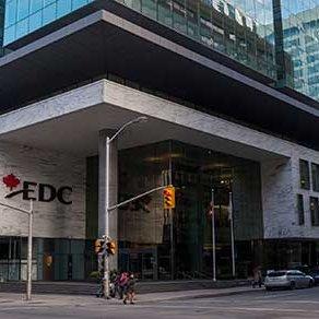 Export Development Canada headquarters