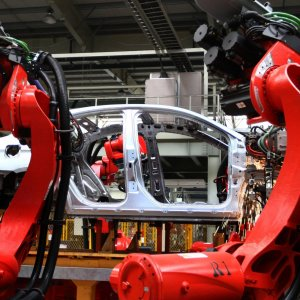 China is likely to develop a major overcapacity in production of industrial robots. This will tend to result in building too many factories, and that in turn means price-dumping on global markets.