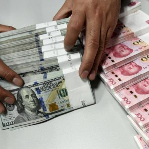China Reserves Below $3 Trillion Won't Threaten Credit Rating