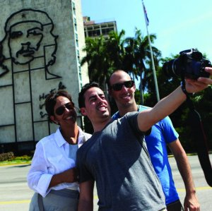 Tourism brings in approximately $3 billion to Cuba annually.
