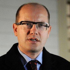 Czech Premier Proposes Using Surplus to Pay Debt