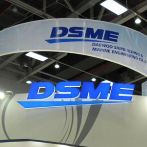 Daewoo can continue building the 108 ships ordered as of February for on-time delivery.