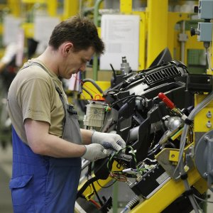 Eurozone Manufacturing PMI Highest in 6 years