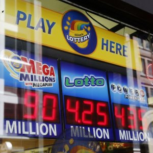 Illinois is in a state of complete financial chaos. The state has even delayed payments to state lottery winners.