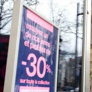 French Inflation Steadies