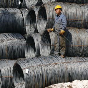 Concerns over a hard landing for China's  economy have declined.