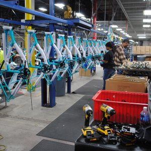 Manufacturing makes up less than 20% of the economy in several key economies such as the United States and Britain.