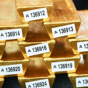 Gold at 9-Month High