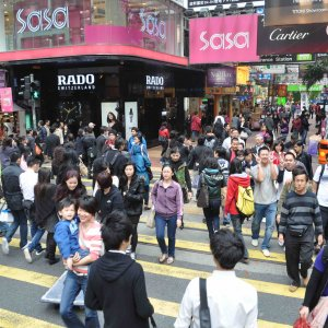 Hong Kong Economy Seen Moderating