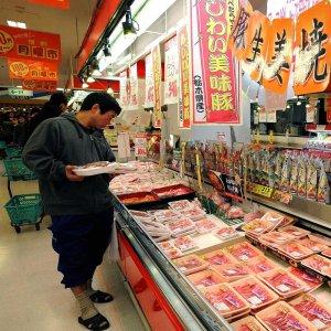 Japan Inflation Ticks Up Again