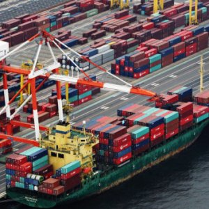 Imports surged 17.8% to 6.23 trillion yen amid robust demand for clothes and energy.