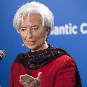 Lagarde Warns Britain Against 'Crash' Brexit