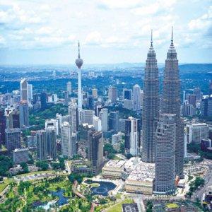 Malaysia GDP Beats Forecasts
