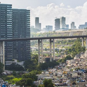 Mexico's Growing Wealth Gap Stifles Economic Progress